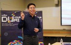 百度高级副总裁刘辉:企业应该主动拥抱海外人才