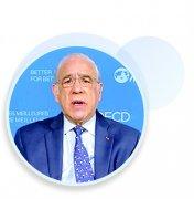 经济合作与发展组织秘书长安赫尔・古